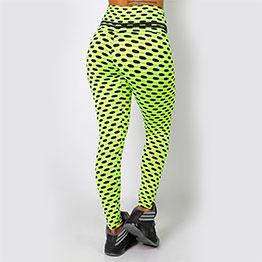 Calça Multicolor Verde