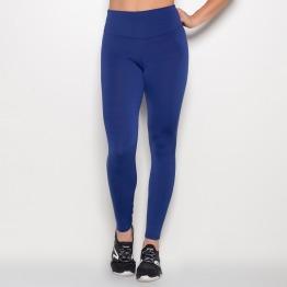 Calça Legging Lisa Maiara Azul Bic