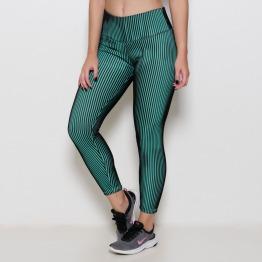 Calça Legging 3D Verde
