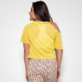 Bata Move Amarelo