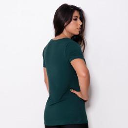 Blusa Soltinha Verde