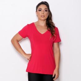 Blusa Soltinha Vermelho