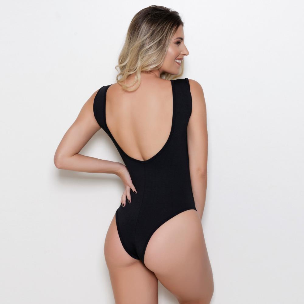 Body Básico Decote