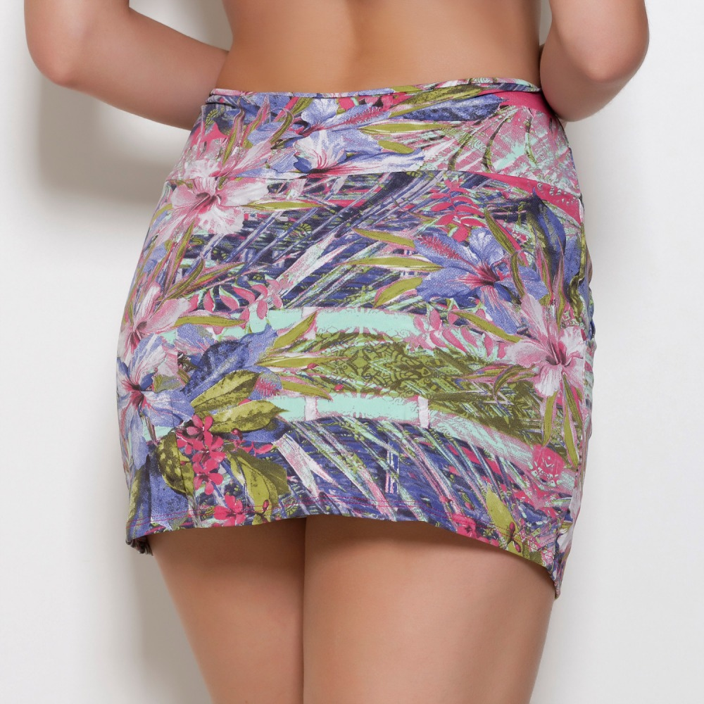 Short Saia Estampas
